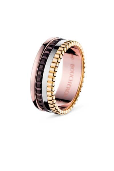 Classique Quatre Small Ring