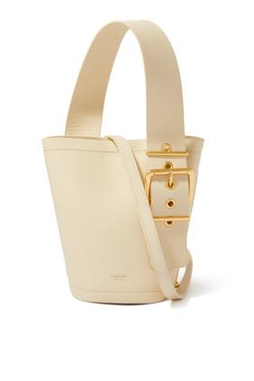 Ember Leather Bucket