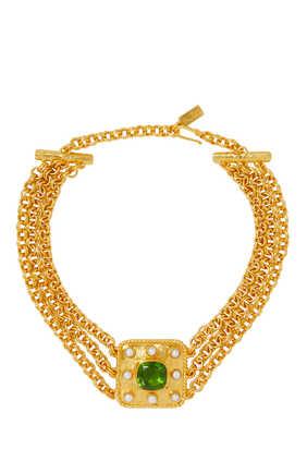 Aurora Pearl Necklace
