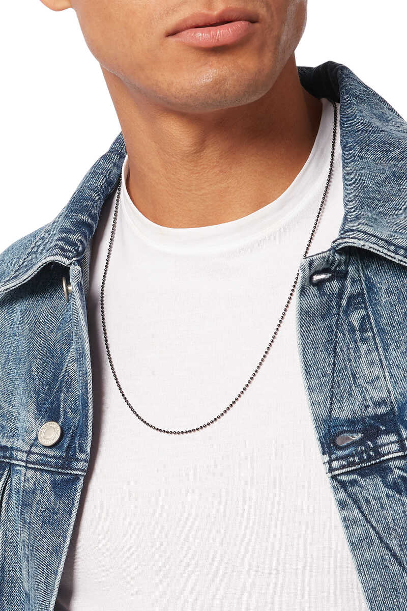 Ball Chain Necklace image number 5