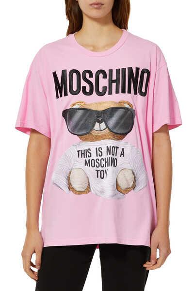 Micro Teddy Bear Jersey T-Shirt