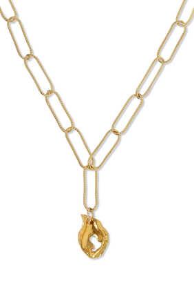 The Spellbinding Amphora Necklace