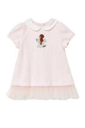 Bear & Pony Print Dress