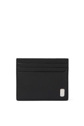 Logo Leather Cardholder