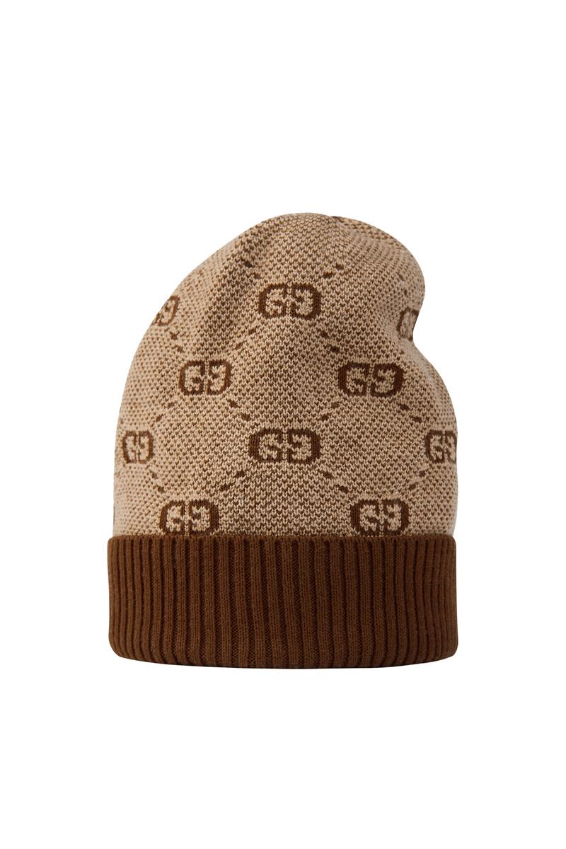 - GG Wool Cotton Hat