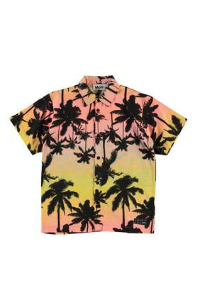 Sunset Palm Trees Shirt