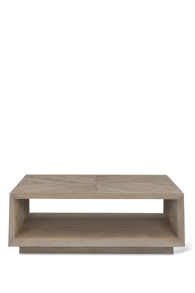Boxcar Coffee Table