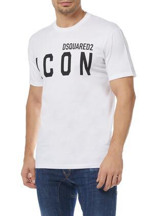 Icon Cotton T-Shirt