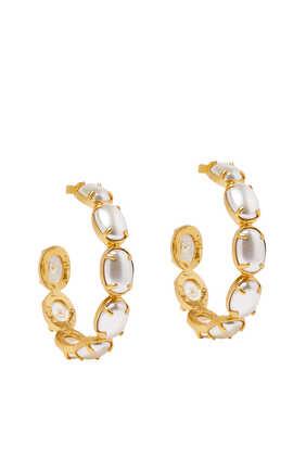 Como Pearl Earrings