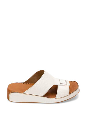 Trotter Leather Avantgarde Sandals