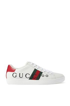 Gucci 100 Ace Sneakers