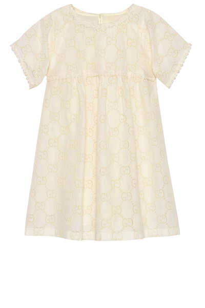 GG Broderie Anglaise Dress