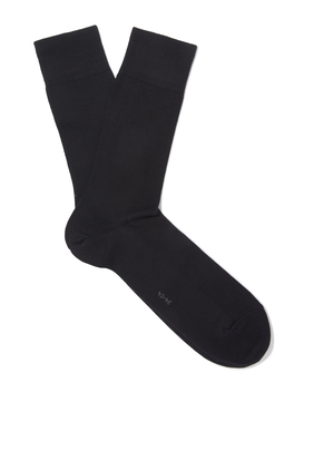 Family Rib Socks