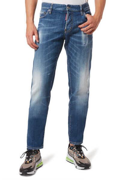 I Love D2 Denim Jeans