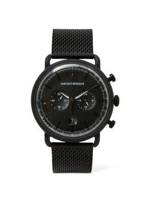 Aviator Chronograph Watch