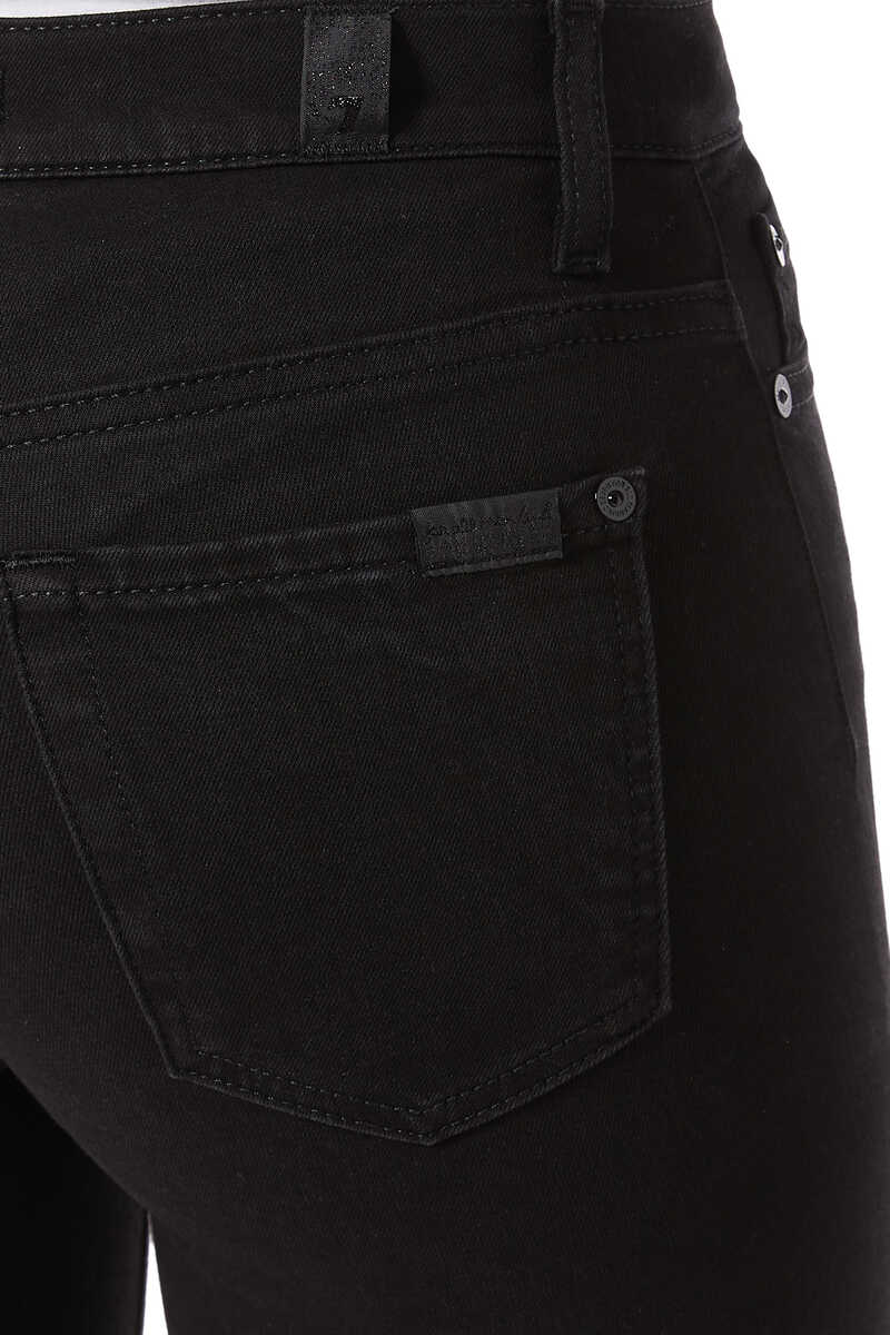 Slim Illusion Luxe Skinny Jeans image number 4