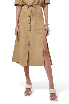Tandy Midi Skirt