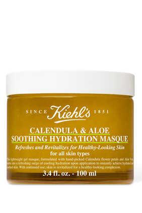 Calendula And Aloe Soothing Hydration Mask