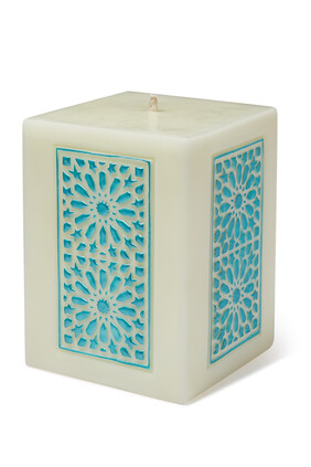 Amal Pillar Candle