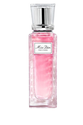 Miss Dior Rose n Roses Eau de Toilette Roller Pearl