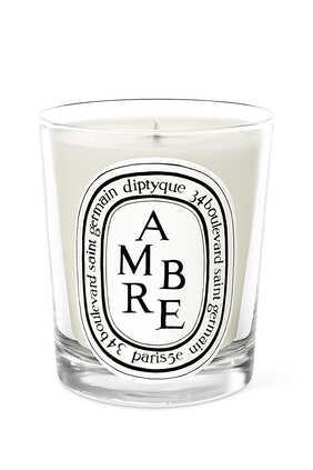 Ambre Candle