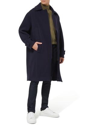 Collared Duffle Coat