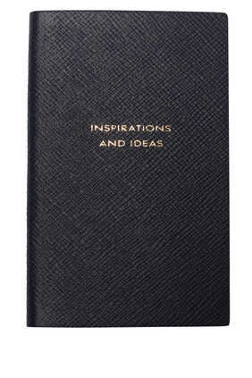 """Inspirations and Ideas"" Panama Notepad"