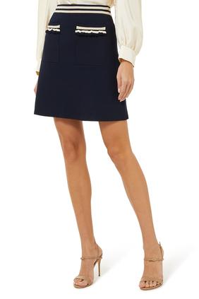 Flash High Waisted Skirt