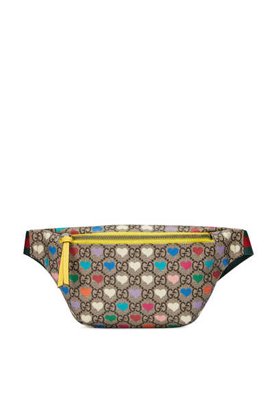 GG Hearts Belt Bag