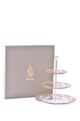 3-Tiered Tray