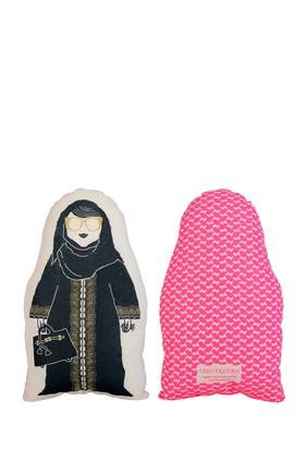 Abaya Lady Cushion
