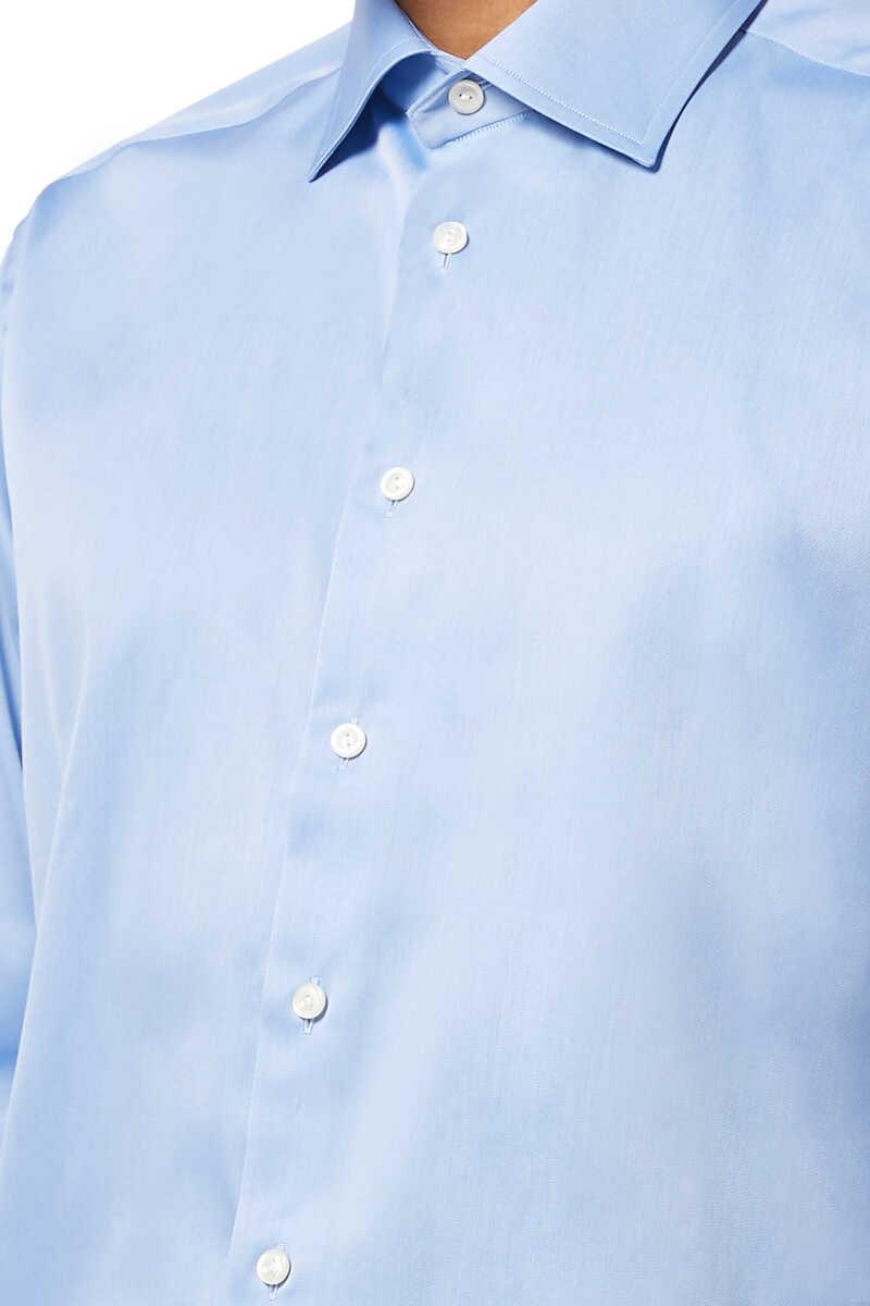 Slim Fit Cotton Shirt image number 4