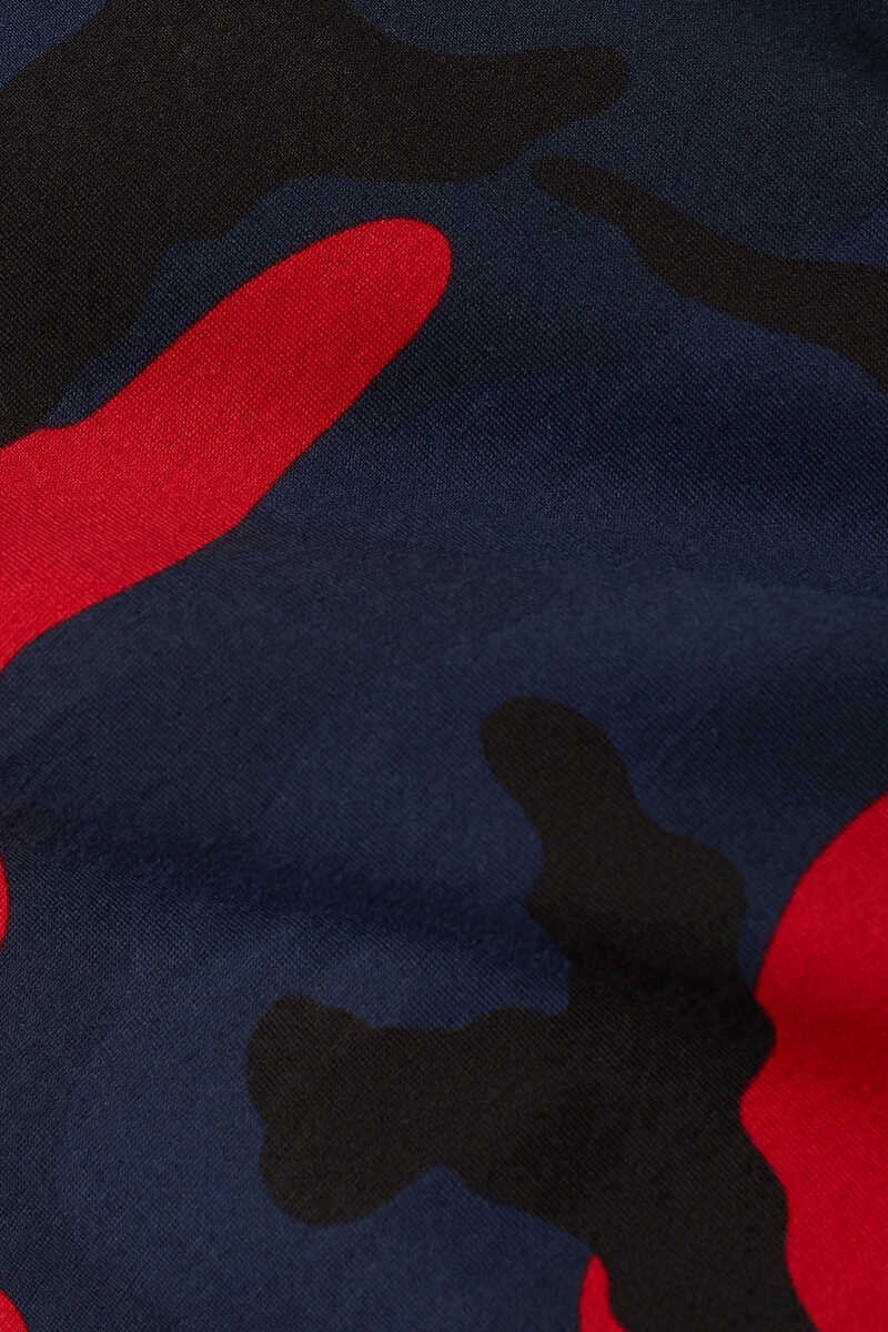 Camouflage Print T-Shirt image number 4