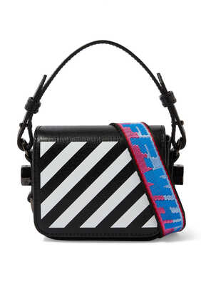 Diagonal Baby Flap Bag