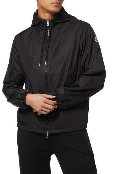 Grimpeurs Nylon Hooded Jacket
