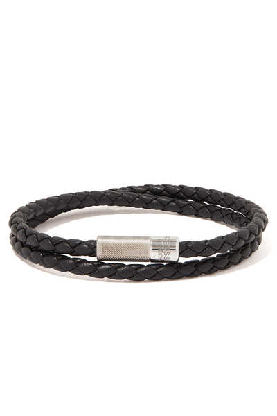 Pop Rigato Leather Bracelet