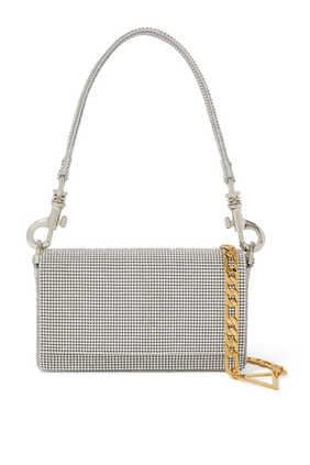 Anniversary Swarovski Shoulder Bag