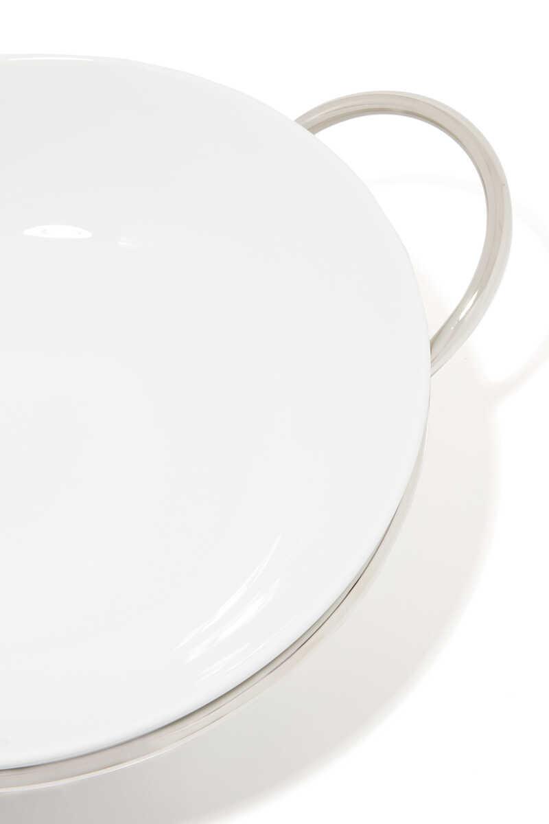 Round Binario Spaghetti Dish image number 2