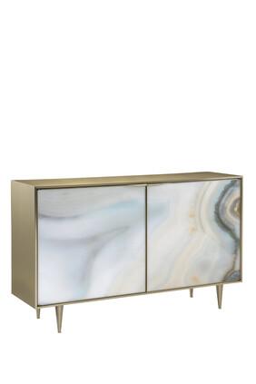 Extrav-Agate Side Board