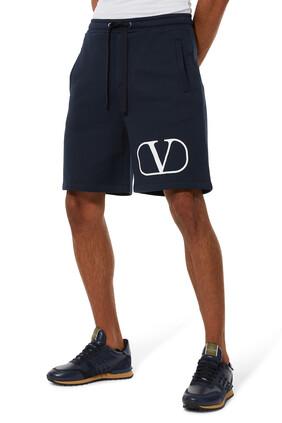 VLogo Signature Jogging Shorts