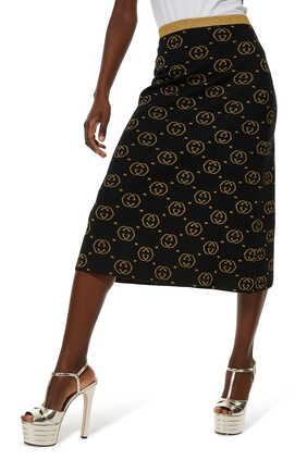 GG Motif Skirt