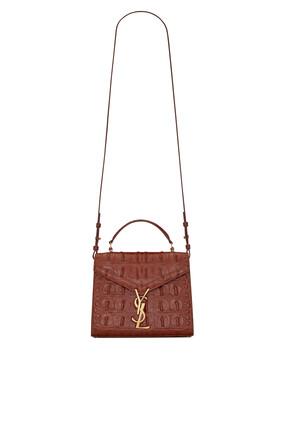 Mini Cassandra Top Handle Bag
