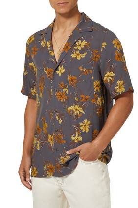 Venci Floral Print Shirt