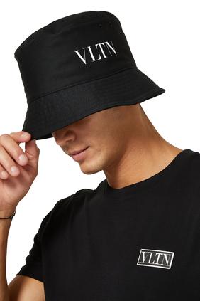 VLTN Logo Bucket Hat