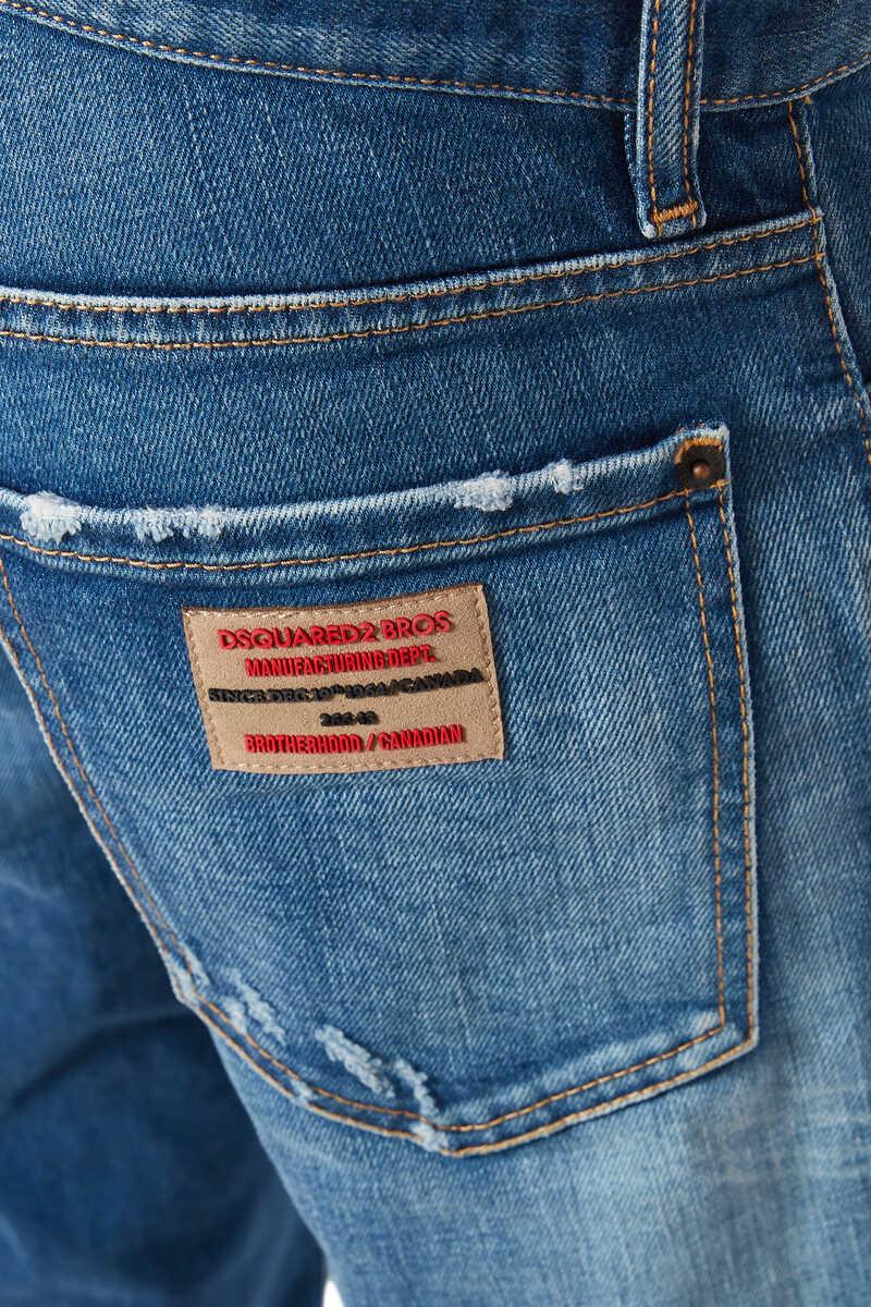 Slim Rammendo Denim Jeans image number 4