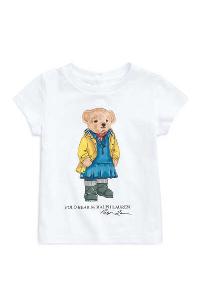 Slicker Bear Jersey T-Shirt