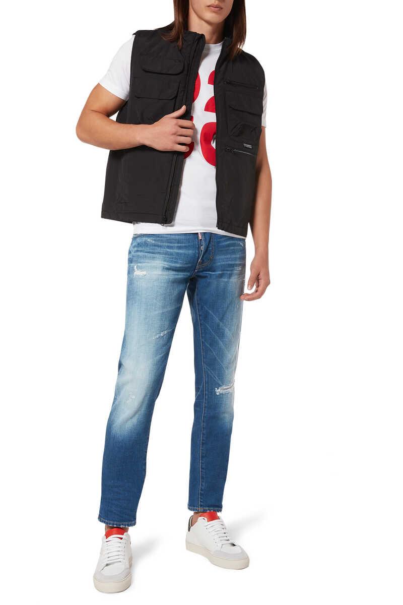 Slim Rammendo Denim Jeans image number 2