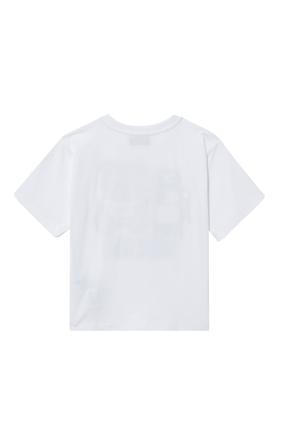Teddy Bear and Robot T-Shirt