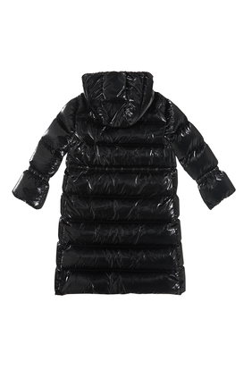 Odetta Long Puffer Jacket