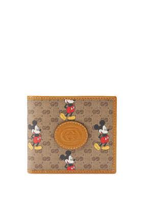 Disney x Gucci Wallet